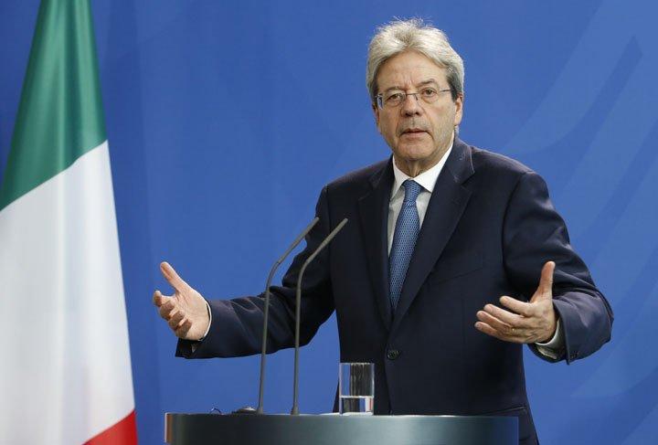 @BroadcastImagem: Premiê da Itália espera governo estável e pró-UE após eleições de março. Ferdinand Ostrop/AP