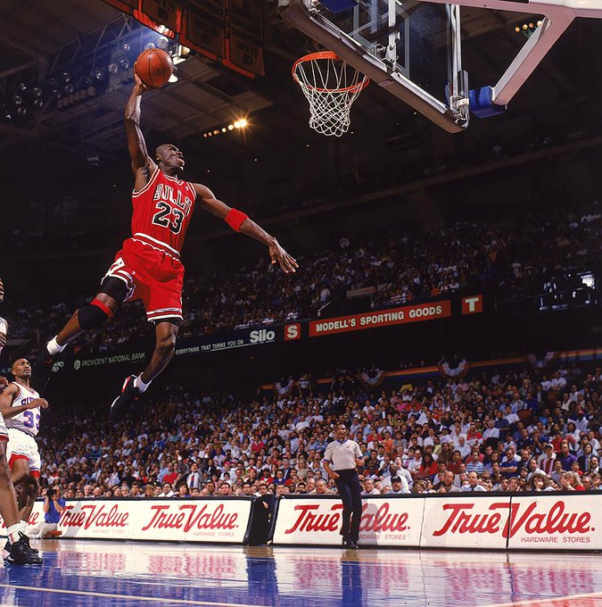 Happy 55th Birthday to the GOAT, Michael Jordan!