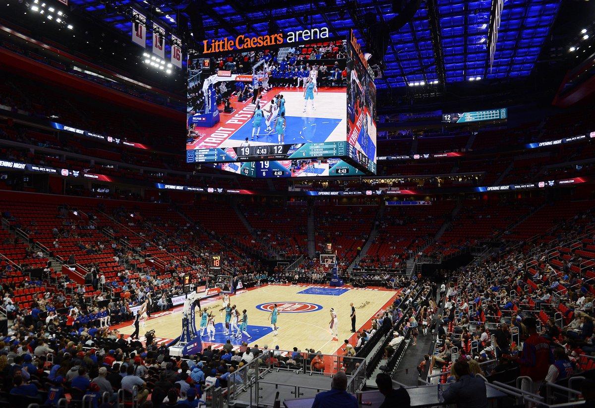 Pistons bump in ticket sales fails eye test