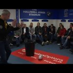Mental fitness programme helps Rugby League fans to 'offload'