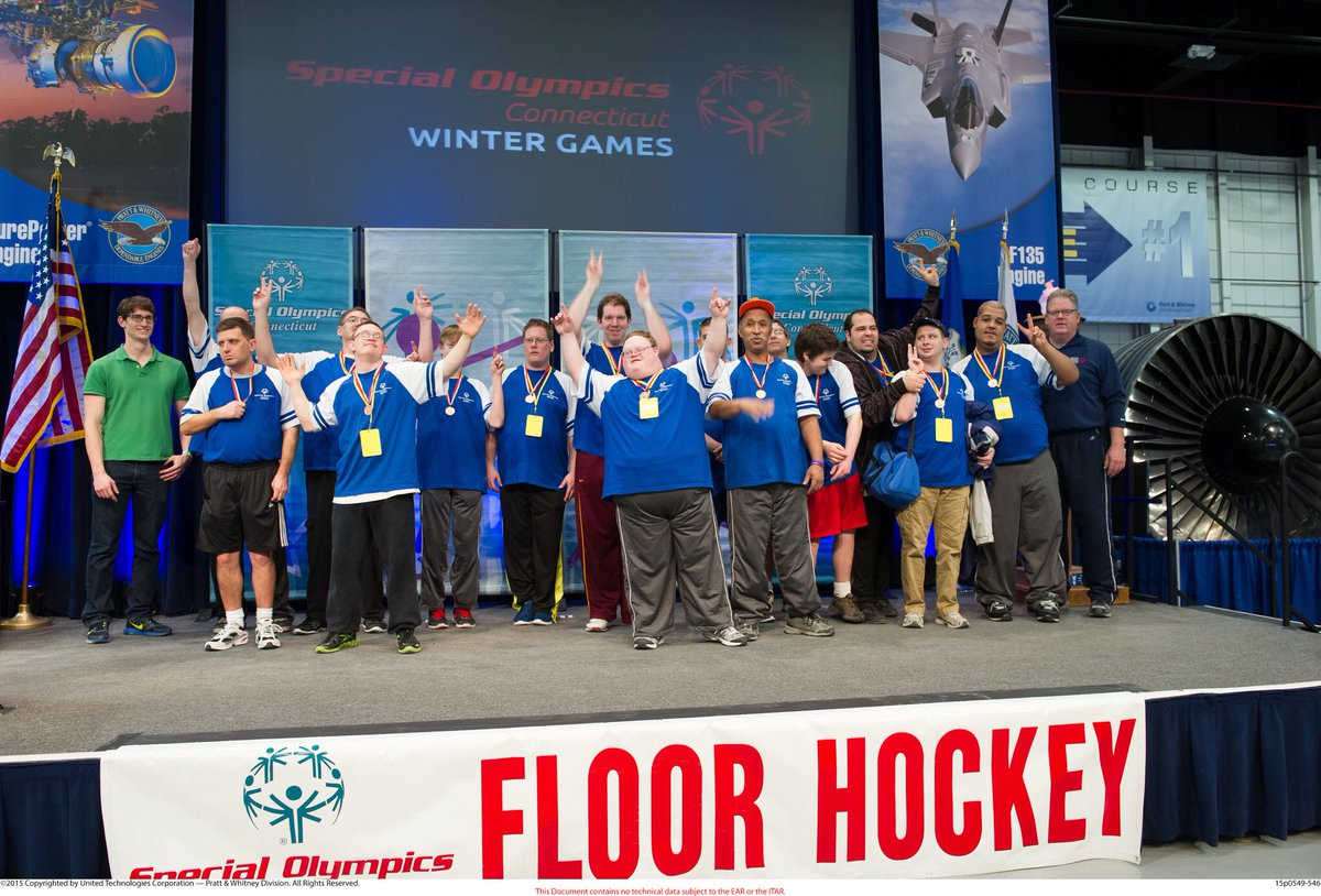 Celebrating Special Olympics 1968 - 2018  Five decades of Revealing Champions! Photo contributed by Pratt & Whitney - a Winter Games Sponsor and Sports Venue. #FridayFeeling #FlashbackFriday #SOCTGames https://t.co/vkHzGqgAiI