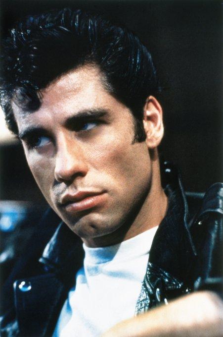 Happy Birthday to bad boy John Travolta see Grease in cinemas April 8 and 11.