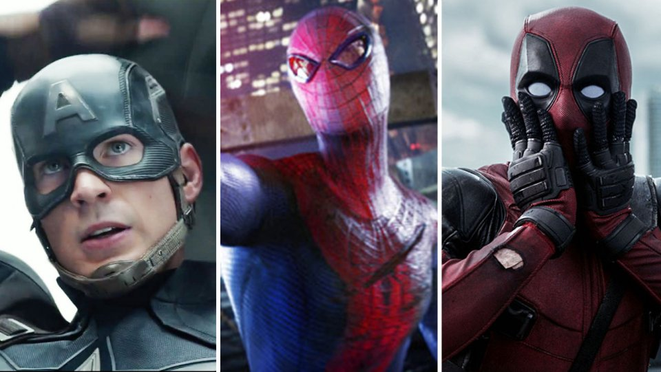 All 45 @Marvel movies, ranked
