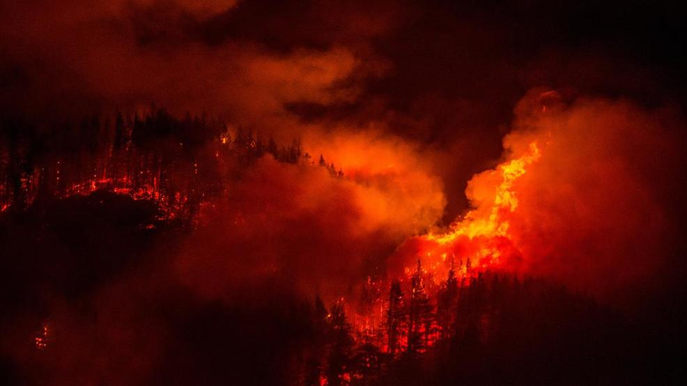 Teen accused of starting Eagle Creek Fire pleads guilty to arson charges