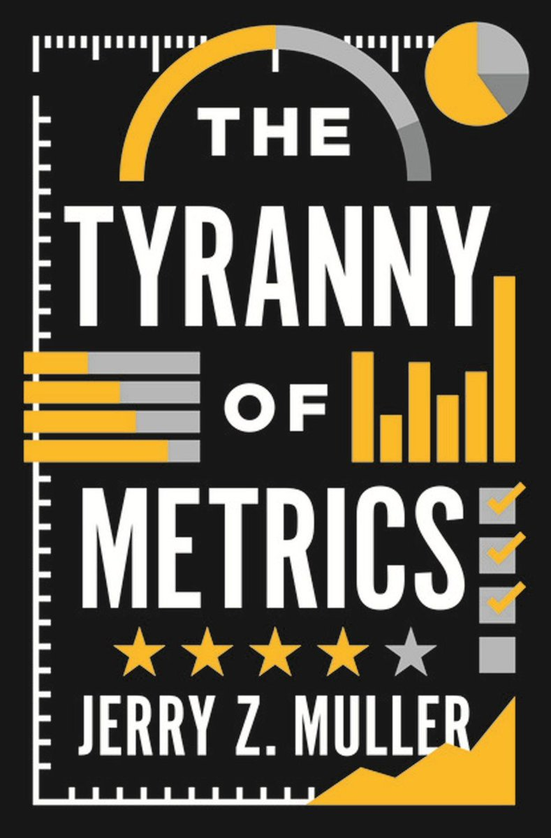 The problem with metrics is us, and other takeaways from The Tyranny of Metrics
