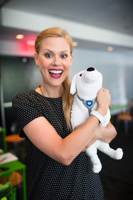 Hey guys! Please join me in wishing our own Janet Varney a very happy birthday!!!