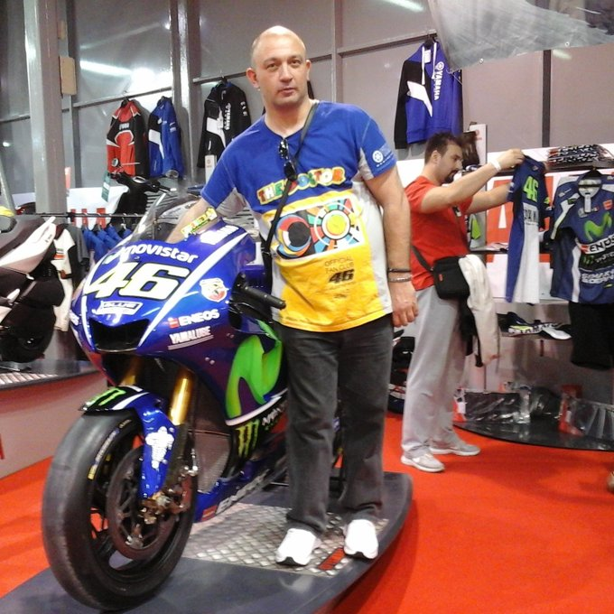 Happy Birthday Valentino Rossi