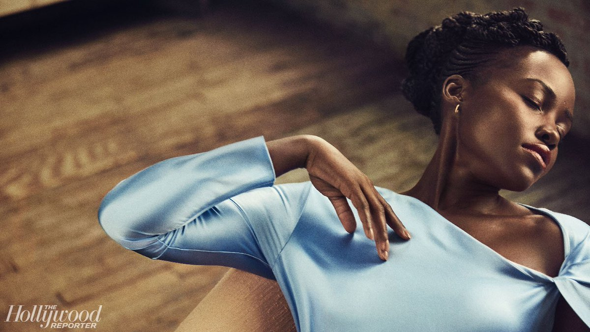 .@Lupita_Nyongo: From political exile to Oscar to Marvel's