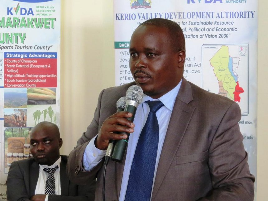 Exchange of arms for livestock to blame for Kerio banditry