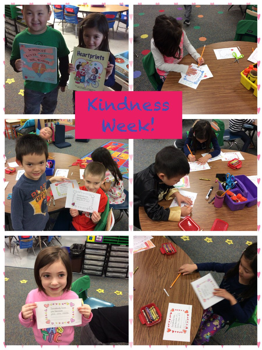 test Twitter Media - Working hard to spread kindness throughout our school.  #wbplays #d30learns https://t.co/O8AWqYMJgn
