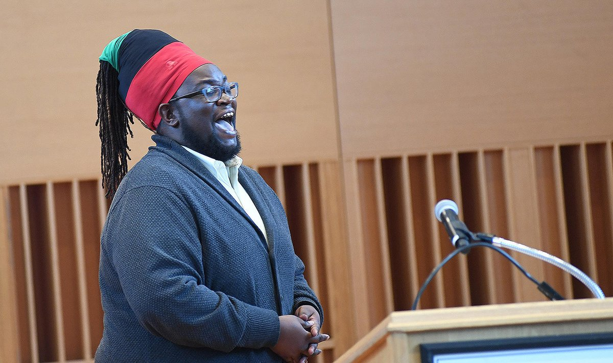 "test Twitter Media - On Feb. 15, the campus community gathered in Crowell Concert Hall to celebrate the life of Dr. Martin Luther King Jr. HON '64. Dr. Joi Lewis delivered the keynote address, ""From Hollering to Healing: Black to the Future."" https://t.co/OhRnYffzFE https://t.co/YPYgb1jqgA"