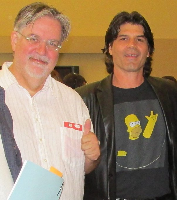 "Happy Birthday (Feb15) to ""My Pal\"" Matt Groening! -   Making Subversive Funny for over 28 years!"