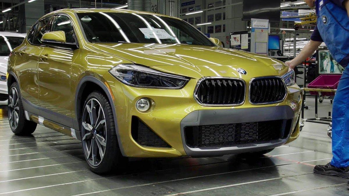2018 BMW X2 - PRODUCTION - Dauer: 25 Minuten