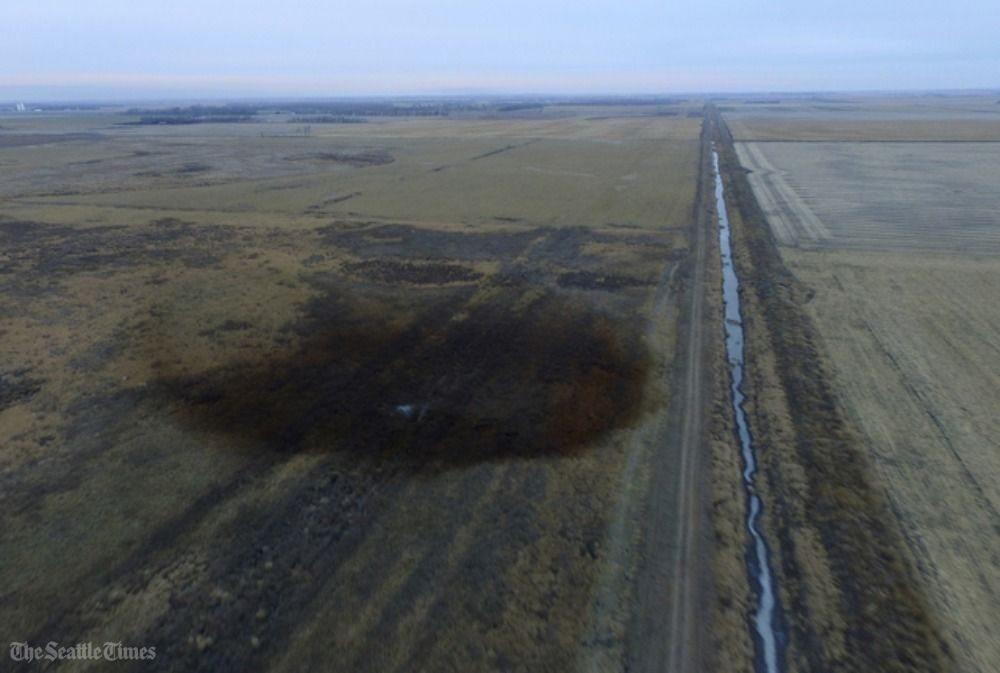 TransCanada's Keystone Pipeline spill cleanup on schedule