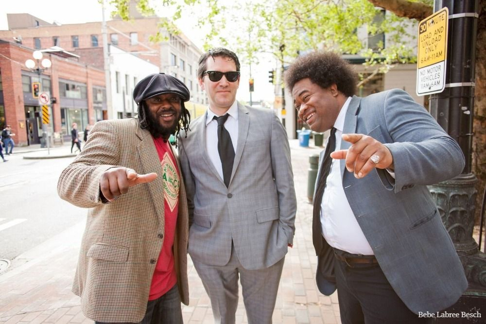 Delvon Lamarr Organ Trio pushing its smooth sound beyond the 206