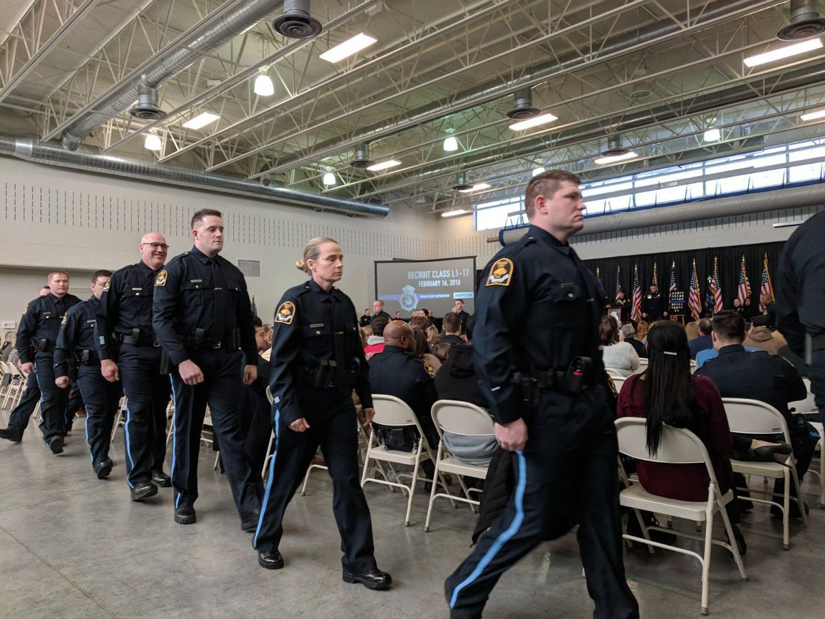 Law enforcement veterans to hit the streets as new Omaha police officers