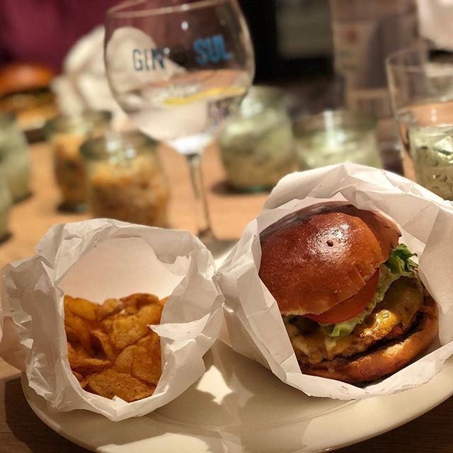 friends perfect combo #burger...