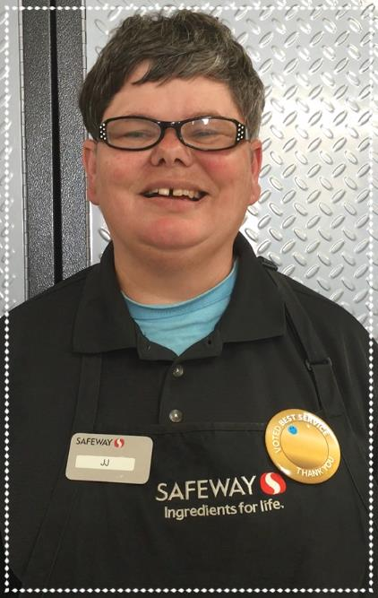 """Tomorrow's the last day to #ShopForSOWA at your local @Safeway or @Albertsons and support incredible athletes like """"JJ"""", who will be representing Team Washington @2018USAGames, and has worked at Safeway for eight years! https://t.co/0UFEIXWR56"""