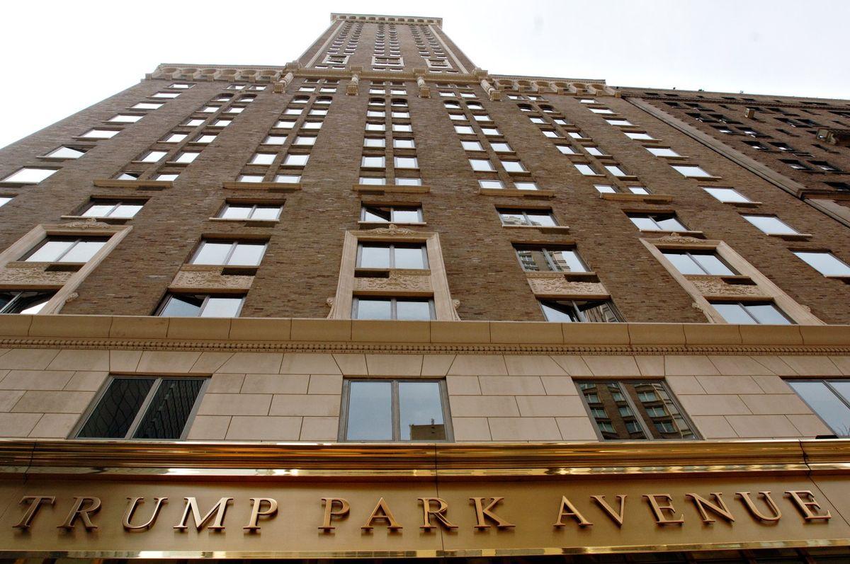Trump Park Avenue sues Saudi prince for not paying rent https://t.co/N7krDm2fIX https://t.co/ZqVOwu0V35
