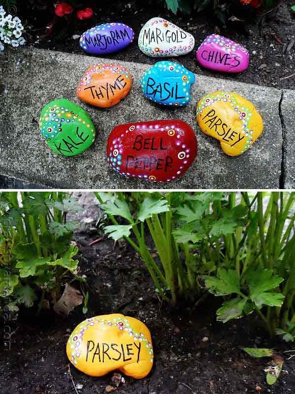 Cute garden decor ideas