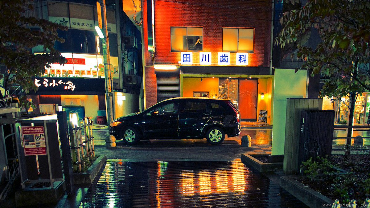 Jyugaoka at night. https://t.co/Gk2v1HsEYR #tokyo #japan #photography #photographer #n ...