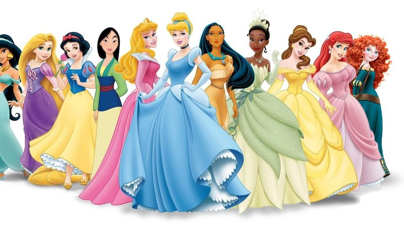 REVEALED: These celebrities have been voted as a modern-day Disney Princess