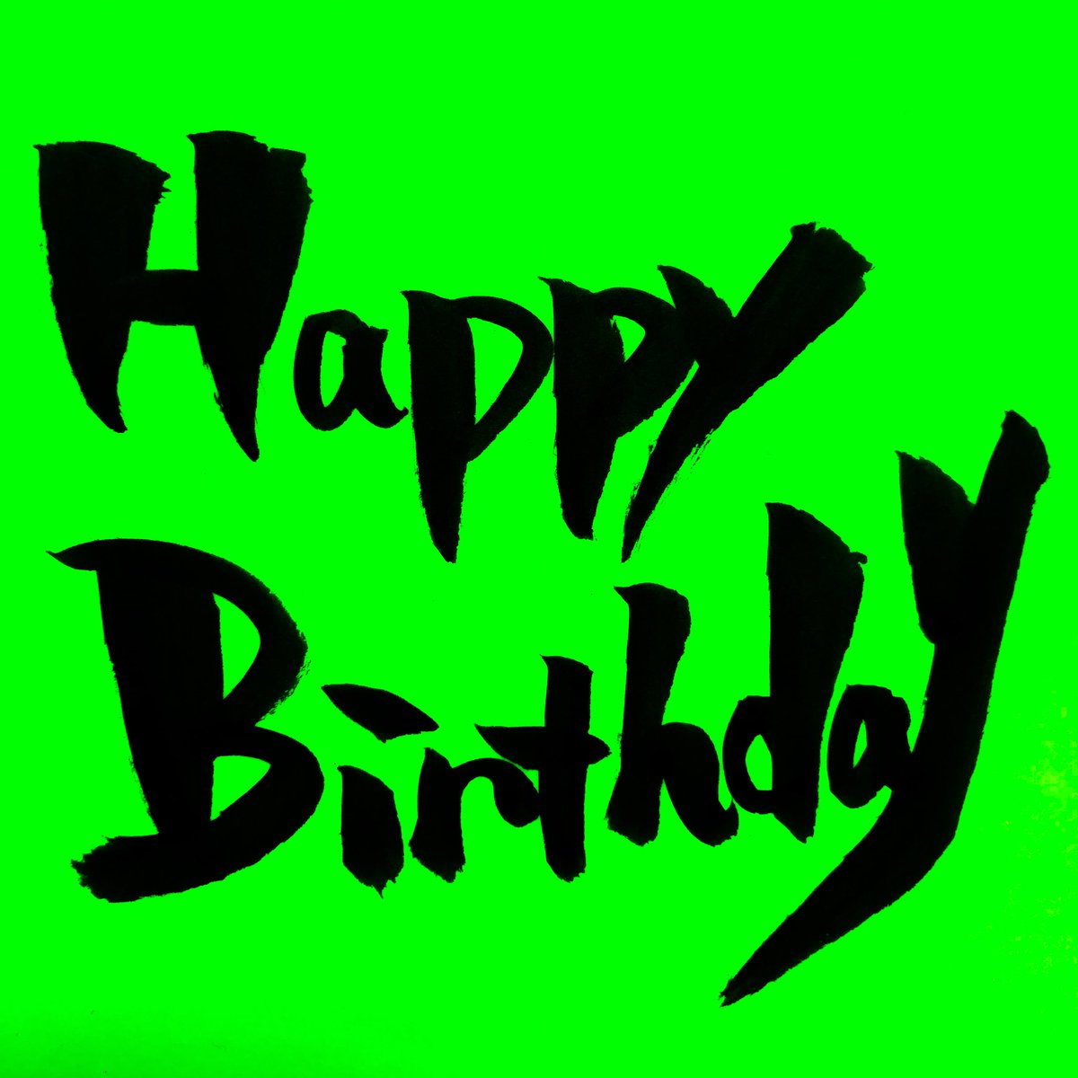 今日誕生日の貴方、おめでとう!! https://t.co/h3W2F4lBfu