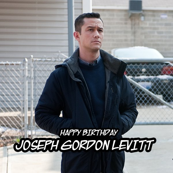 Happy Birthday to Joseph Gordon Levitt. Do you remember his real name in The Dark Knight Rises?