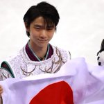 Japan's Yuzuru Hanyu defends Olympic gold medal in men's figure skating