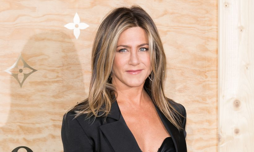 Find out what Jennifer Aniston has to say about *those* Brad Pitt rumours: