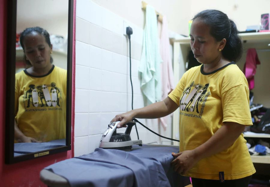 Malaysia hopes Indonesia won't freeze outflow of maids