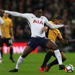 Liverpool monitor Tottenham midfielder Victor Wanyama