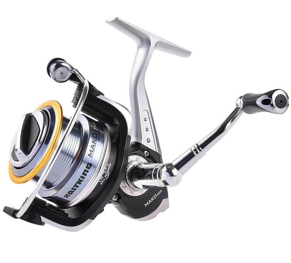 #carpfishing #lure #sportfishing Saltwater Metal Spinning Fishing Reel https://t.co/sLEdCYhUNo https