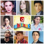 Lucky chikahan with the online squad on ASAP Chill...