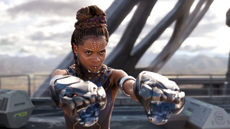 From Black Mirror to BlackPanther: How @LetitiaWright became a Marvel breakout