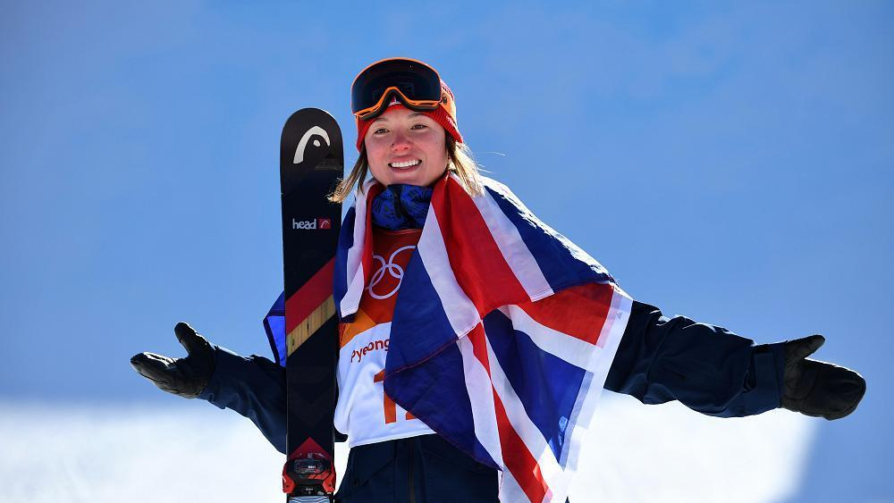 Pyeongchang 2018: British athlete gives UK first ever skiing medal at a Winter Olympics