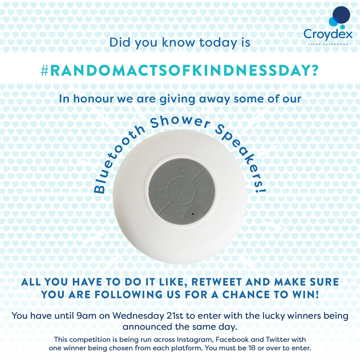 #RandomActsOfKindnessDay