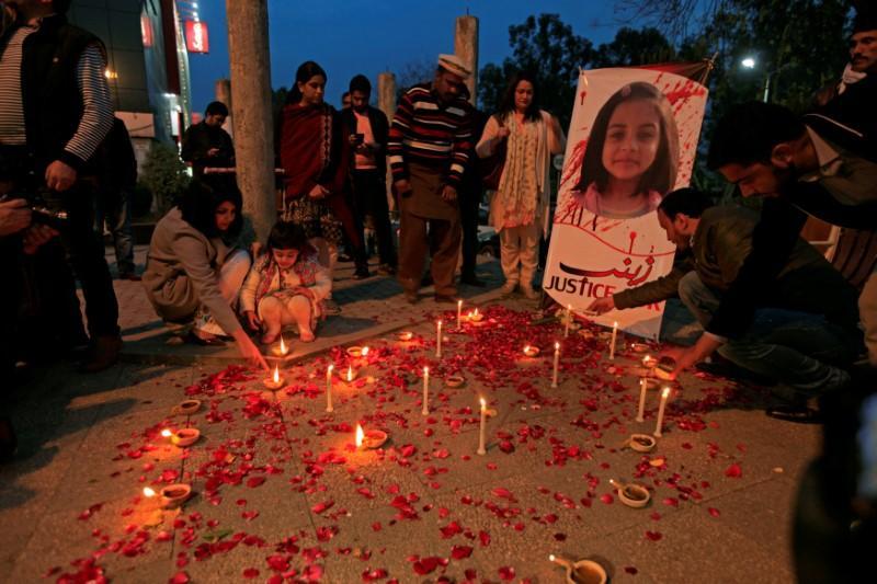 Pakistan court sentences child killer, rapist to death
