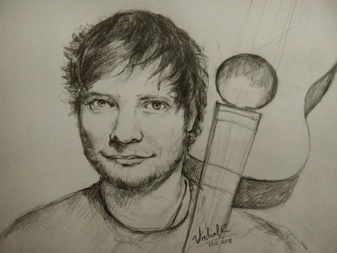 Everything will be okay in the end. If it\s not okay, then it\s not the end. Ed Sheeran happy birthday