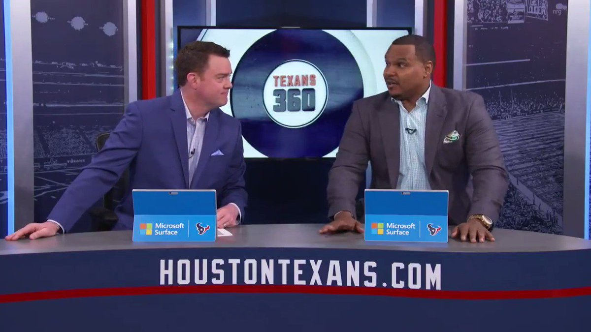 Ready for it to be September already?  @DoughertyDrew and @ChesterPitts share the latest update on #DW4 and what NFL players do in the offseason. #Texans360 https://t.co/jSO5OMuI4T