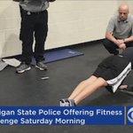 Michigan State Police Fitness Challenge