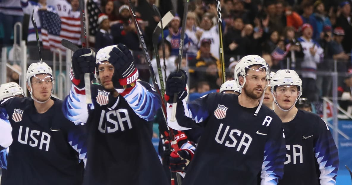 Olympics Hockey: Schedule, scores, standings, results for Saturday (02/17/2018)