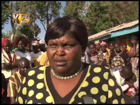 Pokot residents decry over rising cases of maternal deaths
