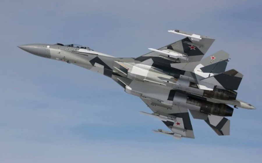 Indonesia inks US$1.1b deal with Russia to buy 11 Sukhoi jets