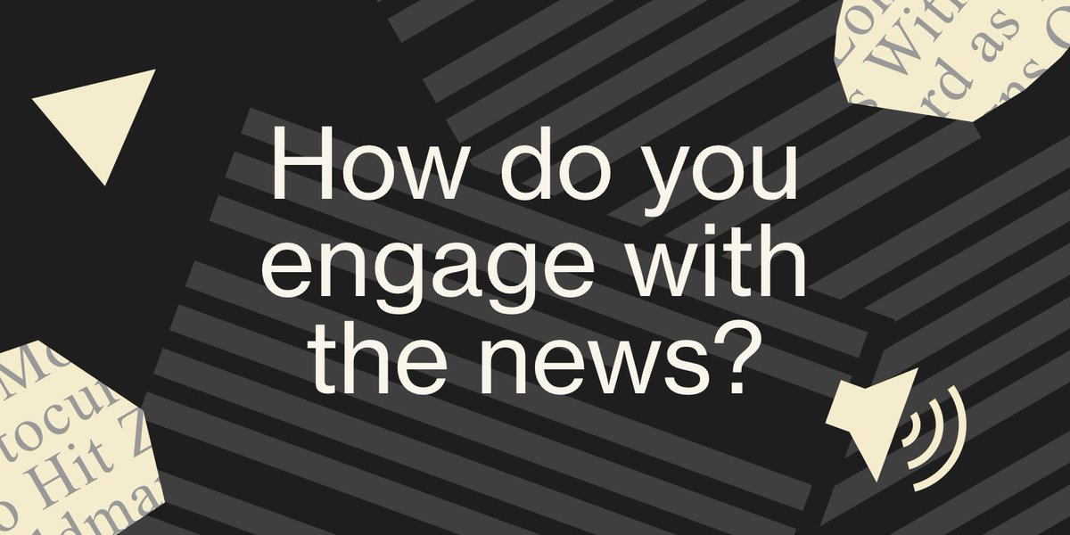 Help us build a better news experience. Take our 5-minute survey and enter to win a $200 Visa gift card. https://t.co/lpMxmX4VHM https://t.co/FvLZMyYjpL