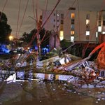 Strong quake hits south-western Mexico