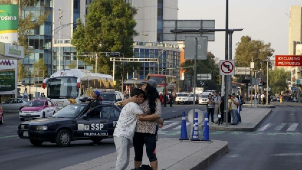 Powerful earthquake shakes Mexico City: AFP