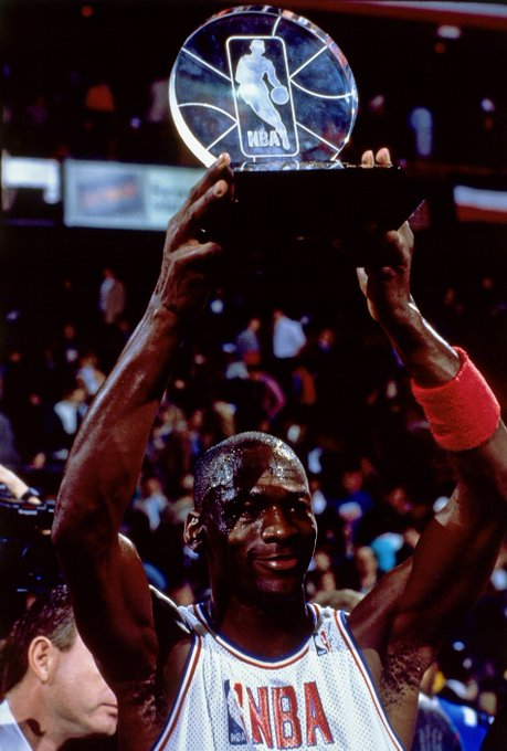 Happy 55th Birthday to 3x MVP, the great MICHAEL JORDAN!