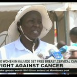 500 women in Kajiado get free breast, cervical cancer tests