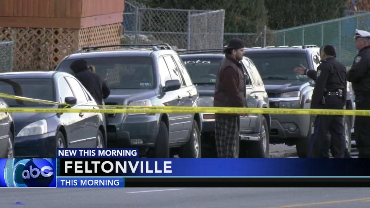 Pedestrian struck and killed in city's Feltonville section